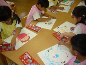 年中 全国児童画2