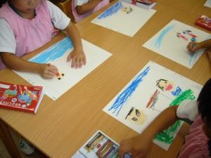 年中 全国児童画1