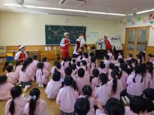 年中 クリスマス会2