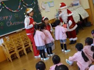 年中 クリスマス会1