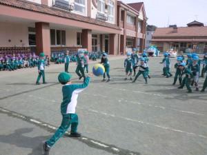 ドッチボール1